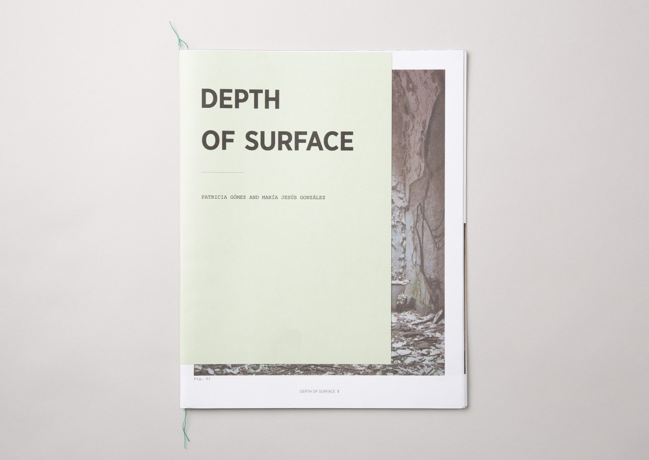 Depth of Surface