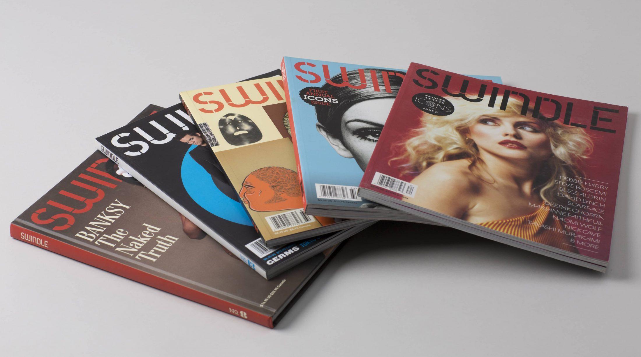 Swindle Magazine